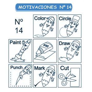 MOTIVACIONES EN INGLES NO.14  X 8