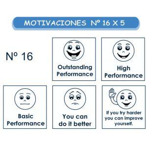 MOTIVACIONES EN INGLES NO.16 X 5