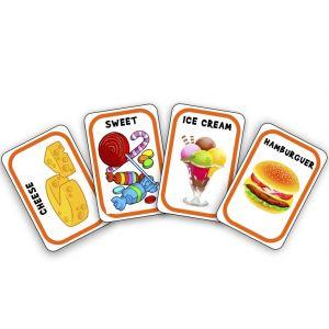 FLASH CARDS - INGLÉS