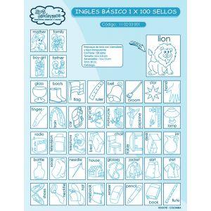 INGLES BÁSICO 1 X 100