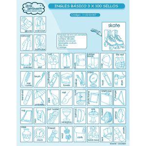 INGLES BÁSICO 3 X 100