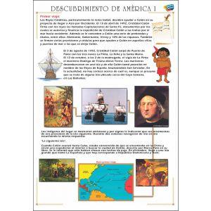 COLECCIÓN DESCUBRIMIENTO DE AMÉRICA X 6