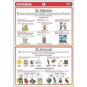 COLECCIÓN ESPAÑOL  X 5