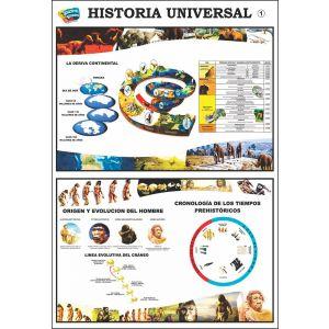 HISTORIA UNIVERSAL 1 X 7