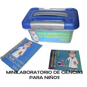 MINILABORATORIO DE CIENCIAS