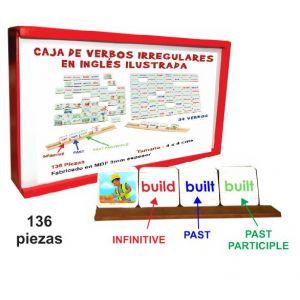 CAJA DE VERBOS IRREGULARES